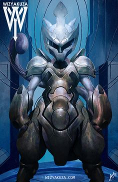 Mewtwo by Wizyakuza Mew And Mewtwo, Pokemon Mewtwo, Pokemon Pins, Pokemon Fan Art, Pokemon Go, Pikachu, Otaku, Digimon, Oeuvre D'art