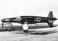 Dornier Do 335 Pfeil(arrow) Ww2 Aircraft, Military Aircraft, Dornier Do 335, Experimental Aircraft, Ww2 Planes, Luftwaffe, Military History, World War Two, Wwii