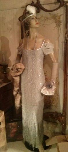 Estilo Gatsby L.Anne Criações - Moda e Customização - Desfiles Temáticos