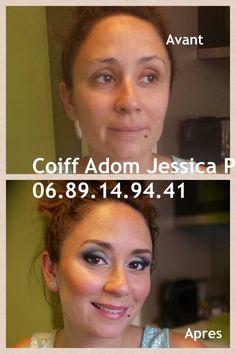 Make Up  Avant / Après