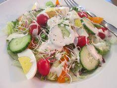 Top Secret Recipes | Outback Steakhouse Ranch Salad Dressing Copycat Recipe