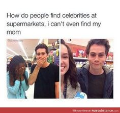 Image about funny in Lol 😹😂 by Kiks :) on We Heart It Really Funny Memes, Stupid Funny Memes, Funny Relatable Memes, Funny Facts, Teen Wolf Funny, Teen Wolf Memes, Funny Images, Funny Photos, Dylan O'brien