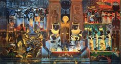 John Biggers  The Black Woman is God