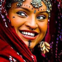 Human Body Art | Bedouin Facial Tattoos - 2
