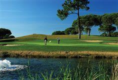 Oceânico Pinhal Golf Course, Vilamoura-Algarve, Portugal