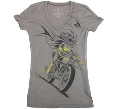 Bat Girl Cycle!