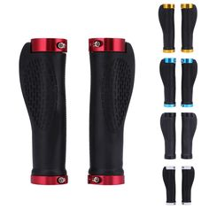 Ergonomic MTB Road Cycling Skid-Proof Grips Anti-Skid Rubber Bicycle Grips Mountain Bike Lock On Bicycle Handlebars Grips New