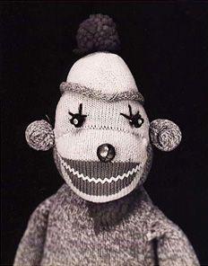 Arne Svenson  Sock Monkey