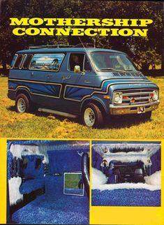 Vantasia Vans Customised Vans, Custom Vans, Custom Van Interior, Old School Vans, Dodge Van, Vanz, Love Machine, Cool Vans, Garage