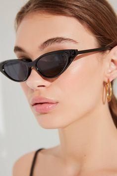 752cb45d69ac5 The Cats Meow Cat-Eye Sunglasses