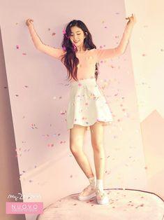 Bae Joohyun Photoshoot For Nuovo Shoes Korea 170411 Seulgi, Korean Girl, Asian Girl, Redvelvet Kpop, Red Velvet Irene, Black Velvet, Kpop Girls, Asian Beauty, Korean Fashion