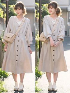 Cool Style Outfits, Retro Outfits, Girly Outfits, Cute Casual Outfits, Modest Outfits, Modest Fashion Hijab, Skirt Fashion, Fashion Outfits, Japanese Minimalist Fashion
