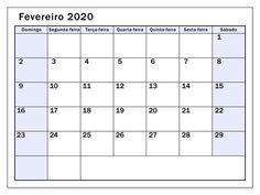 calendario para dieta excel 2021