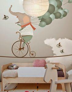 40 Adorable Nursery Room Ideas For Boy 22 Baby Bedroom, Nursery Room, Girl Room, Kids Bedroom, Nursery Decor, Bedroom Decor, Room Baby, Kids Rooms, Little Hands Wallpaper