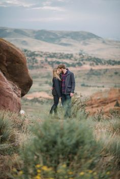 Colorado Engagement. Photo by Sean Money + Elizabeth Fay