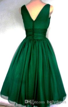 emerald green cocktail dress - Google Search