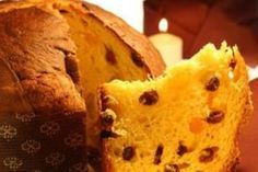 Panettone is a type of sweet bread loaf originally from Milan Food Cakes, Köstliche Desserts, Delicious Desserts, Italian Christmas Cake, Dessert Thermomix, Best Cake Recipes, Russian Recipes, Sweet Bread, Easter Eggs