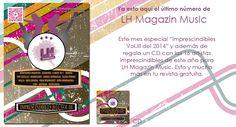 """No te pierdas el número de este mes de LH Magazin Music """"Especial Imprescindibles Vol.III"""""""