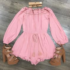 Ruth Romper Bell Sleeves, Bell Sleeve Top, Off The Shoulder, Rompers, Dresses With Sleeves, Photo And Video, Long Sleeve, Instagram, Tops