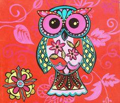 baby room owl