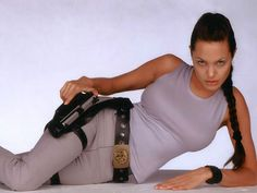 Angelina Jolie - angelina-jolie Lara Croft Angelina Jolie, Tomb Raider Angelina Jolie, Angelina Jolie Fotos, Tomb Raider Lara Croft, Alicia Vikander, Hollywood Celebrities, Hollywood Actresses, Female Celebrities, Tomb Raider Movie