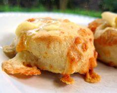 Cheddar Cream Biscuits