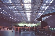 Gallery of Norman Foster's Sainsbury Centre Listed - 2