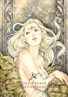 Beauty and the Beasts by ~SelinaFenech on deviantART