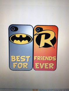 Great for BFF's