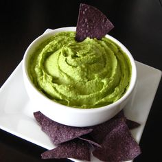 Cilantro-Avocado-Jalapeno Hummus *Chickpeas *Avocado *Jalepeno *Cilantro *Garlic *Lime juice *Olive oil *Cumin ~Highly recommend for veggie dip or on toasted whole grain bread, or with chips/crackers if you like!
