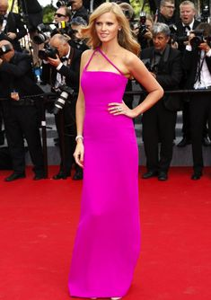 Lara Stone in Calvin Klein Cannes Film Festival 2014, Lara Stone, Princess Style, Nice Clothes, Fancy Pants, Dress To Impress, Special Events, Red Carpet, Ball Gowns