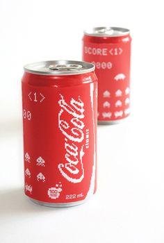코카콜라속 인베이더