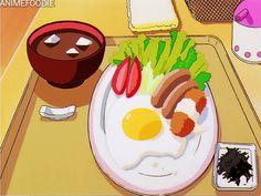 I'm just someone who wants to eat anime food. | ichigodaisuki's Anime Food Side-Blog