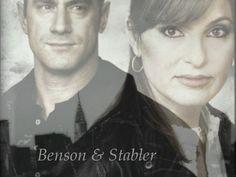 Benson & Stabler - law-and-order-svu Wallpaper