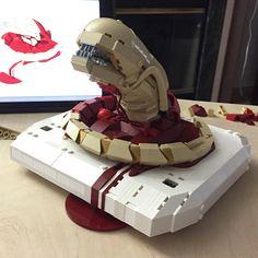 Arvo Bros LEGO Alien Chestburster