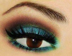 Fashionable Makeup Ideas: Photo