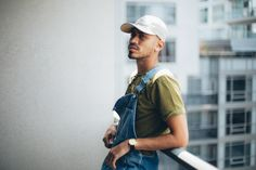 Bib Overalls, Dungarees, A Guy Who, Take That, Guys, How To Wear, Men, Fashion, Moda