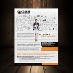 CASRAI Member Flyer by isuk