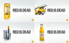 Renault's Red Is Dead ad campaign