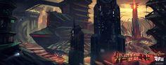 http://m-wojtala.deviantart.com/art/Shadow-Warrior-2-Cyber-Small-Vista-640419734