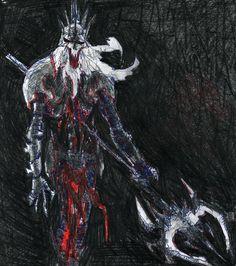Diablo 3 - The Skeleton King (aka King Leoric)