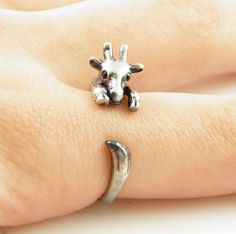 Vintage Giraffe Ring