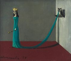Gertrude Abercrombie | Artists | Modernism in the New City: Chicago Artists, 1920-1950