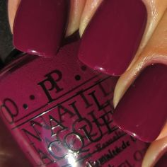 This is your colour choice for the most attractive nails! Fairynails