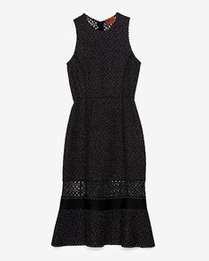Missoni Flare Bottom Lurex Dress