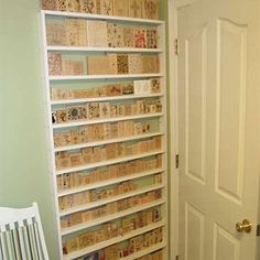 Stamp Storage I SO NEED THIS!!!!!
