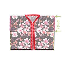 Tuto comment faire un kimono en 15 mn chrono.