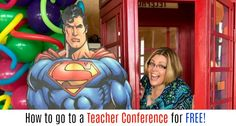 How to Get Your School to Send You to a Conference