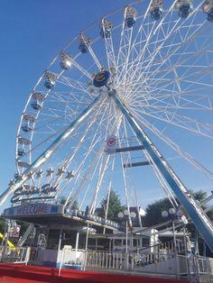 2017 | Ons mooie label @Mega Kermis Uden Ferris Wheel, Fair Grounds, Travel, Instagram, Viajes, Destinations, Traveling, Trips, Big Wheel