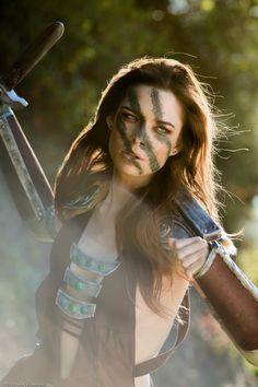 Aela Cosplay (Chloe Dykstra, @Danielle Markiewicz) - Imgur